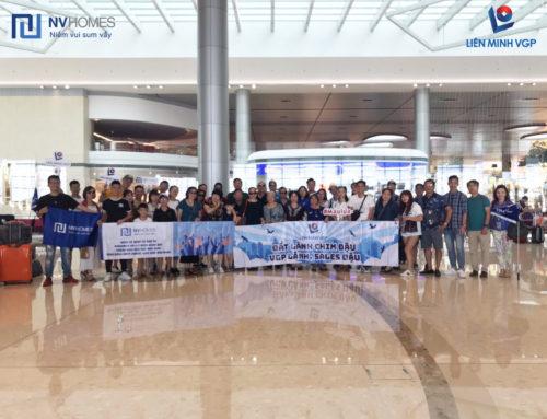 Những khoảnh khắc đáng nhớ của Novahomes – VGP trong chuyến tham quan quốc đảo Sư tử – Singapore 4 ngày 3 đêm (20/7-24/7/2019)